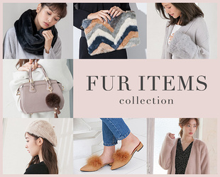 FUR ITEMS collection