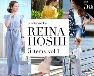 produced by REINA HOSHI vol.1