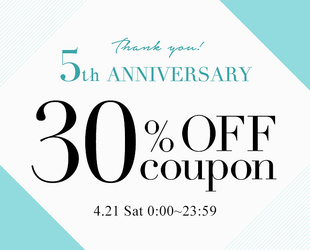 30%OFF COUPON × 2