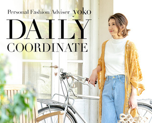 yoko's Daily coordinate