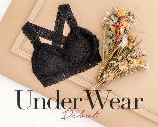 under wear Debut