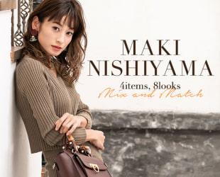 MAKI NISHIYAMA × fifth