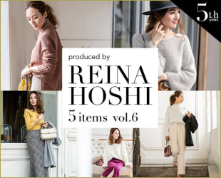 produced by REINA HOSHI vol.6