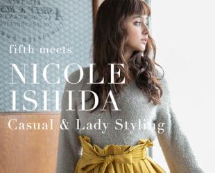 fifth meets NICOLE ISHIDA
