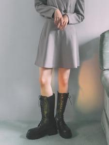 【たくぼかりんコラボ】ミニフレアスカート