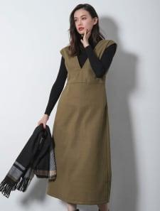 【やまももちゃんねるつセレクト】2wayジャンパースカート