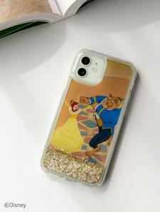 【Disney】美女と野獣/トゥウィンクルiPhoneケース12/12Pro対応