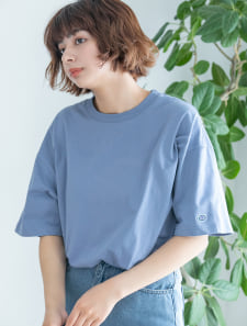 【DISCUS ATHLETIC】USAコットンBIGシルエットTシャツ