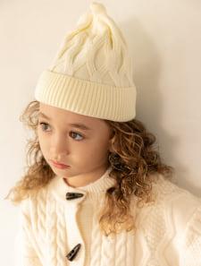 【KIDS】どんぐりニット帽