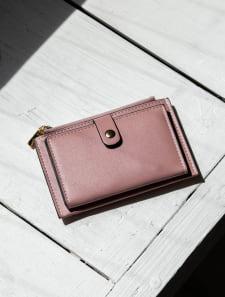 パステルカラーミニ財布