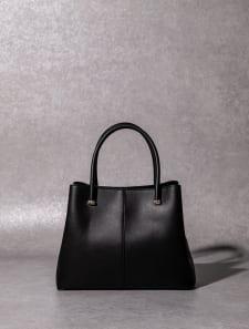 【High-Line】センターラインハンドバッグ