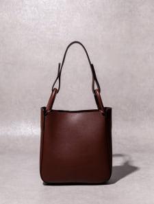 【High-Line】ポーチポケットショルダーバッグ