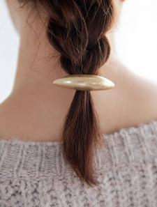 メタルカーブラインヘアカフ