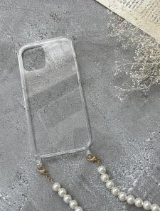【本体単体】クリアーiPhoneケース