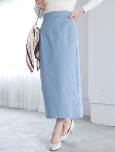 ストレッチツイルタイトスカート