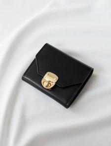 グロスボックスコイン三つ折財布