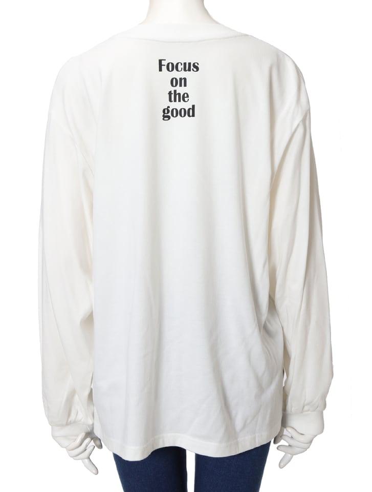 アソートプリントロングスリーブTシャツ