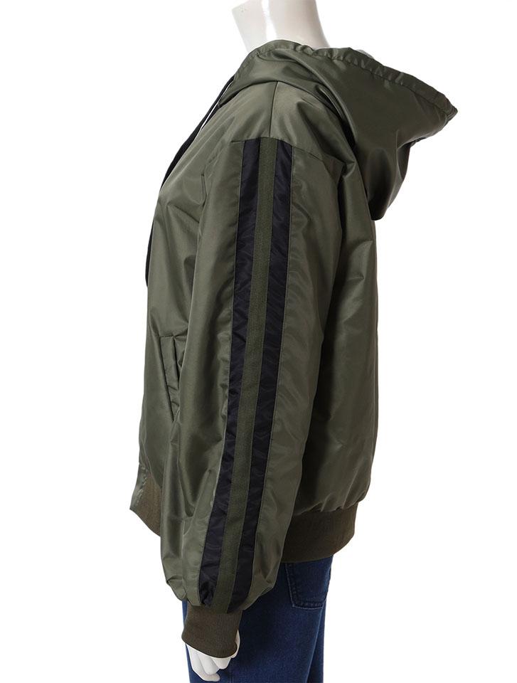 ダブルラインフライトジャケット
