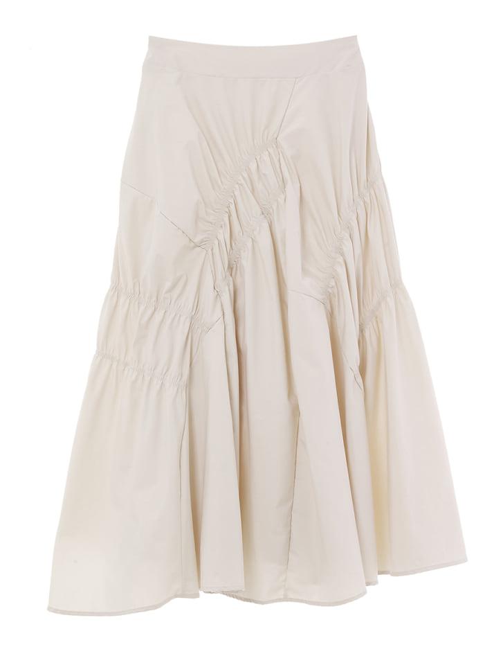 ランダムギャザーデザインスカート