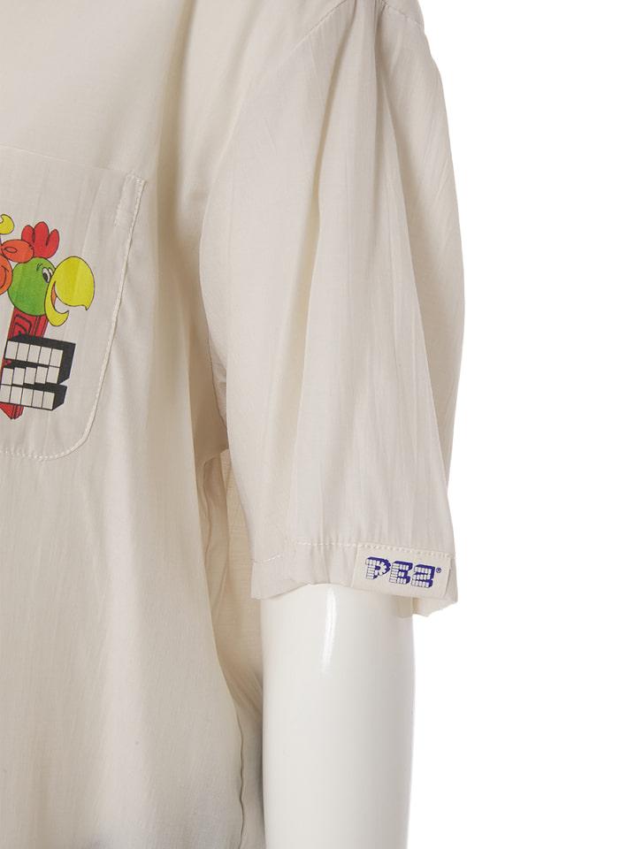 【PEZ×calin】開襟シャツ