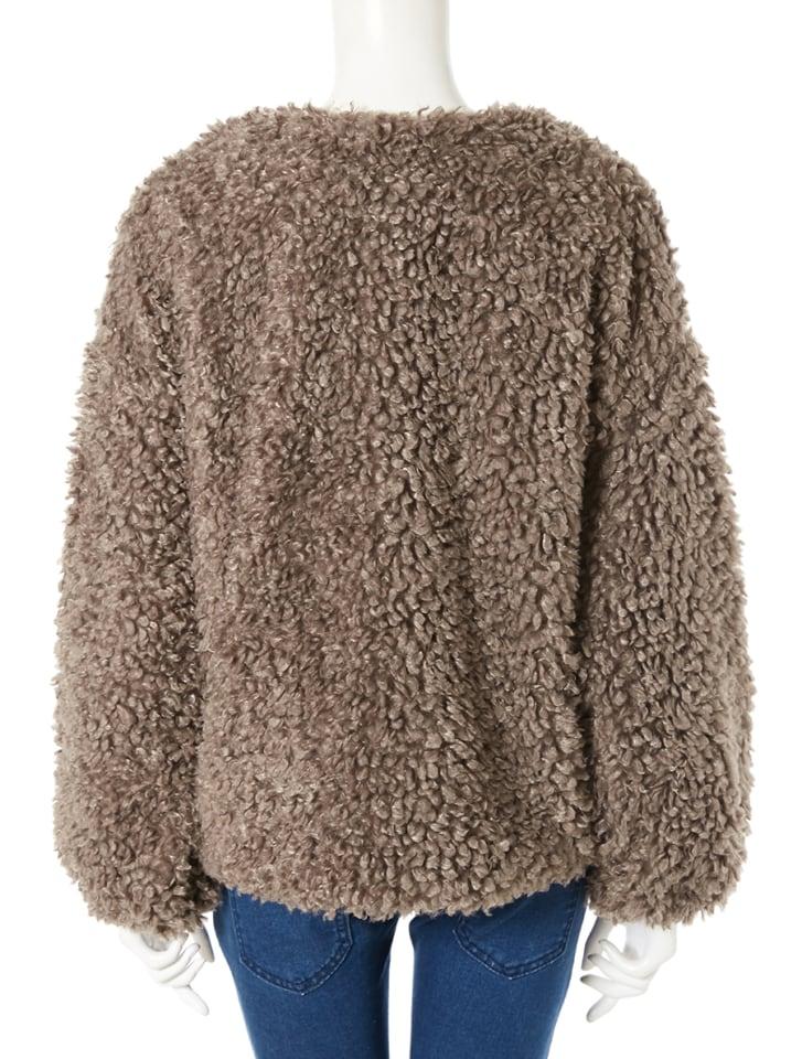 ボアジャケットコート
