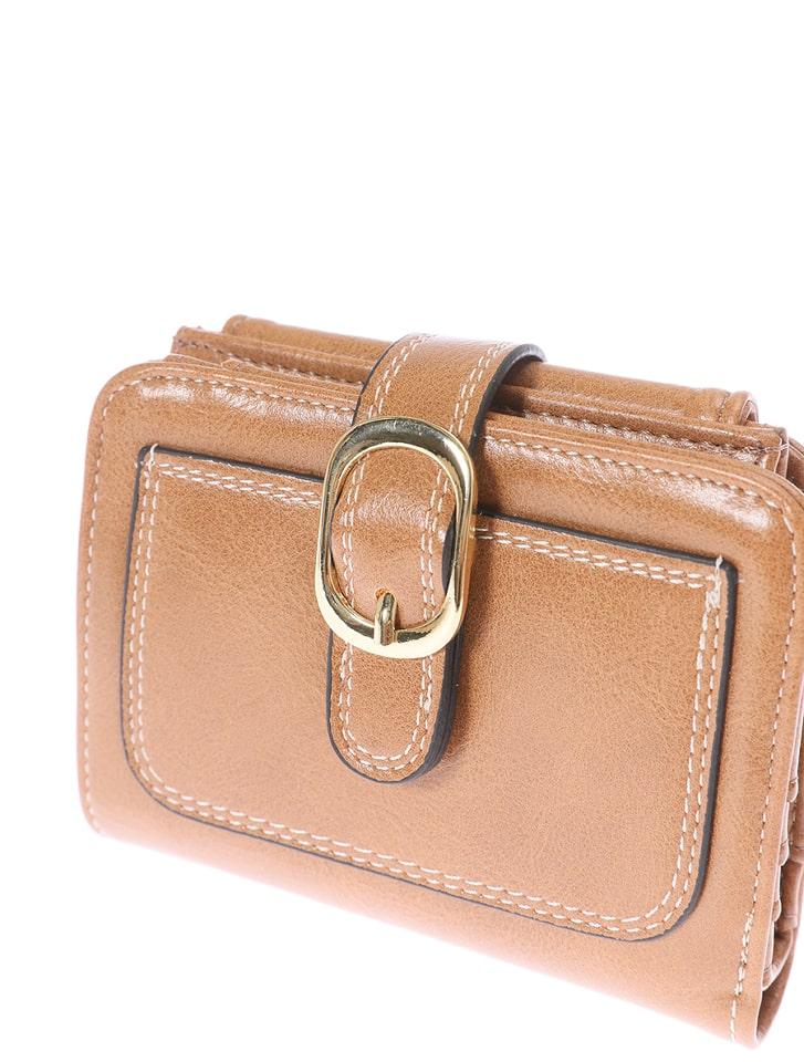 ラウンドファスナーベルトミニ財布