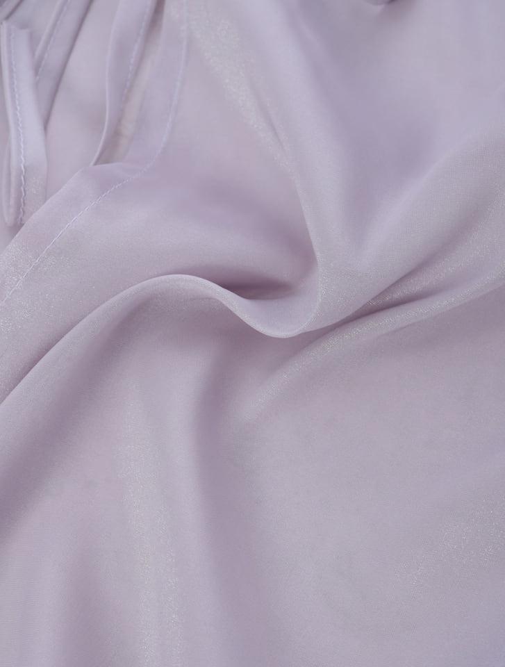 バックシャンシアーシャツ