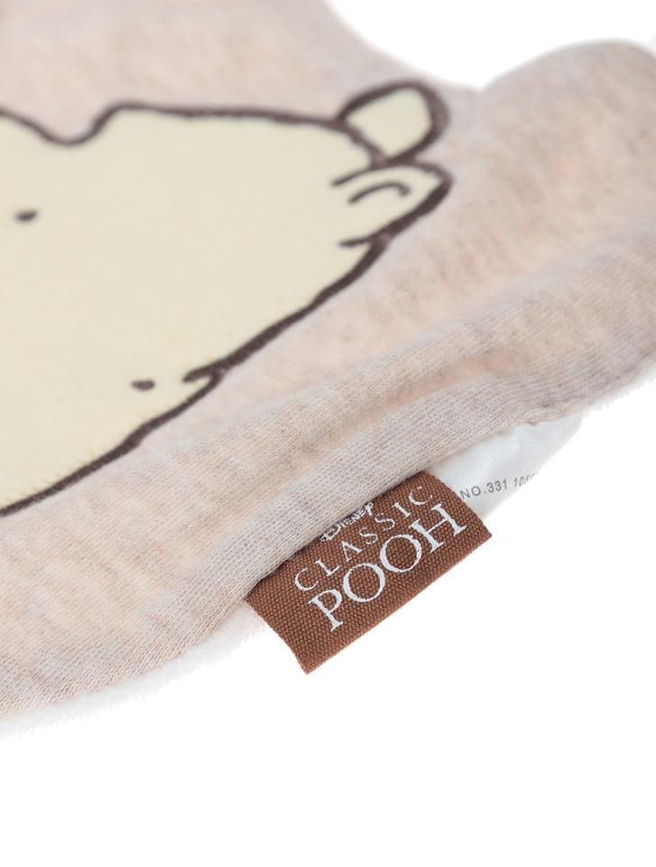 【Disney】Classic Pooh/ナチュラルカラーコットンスタイ