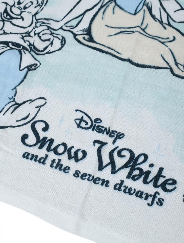 【Disney】白雪姫/コットンガーゼバスブランケット