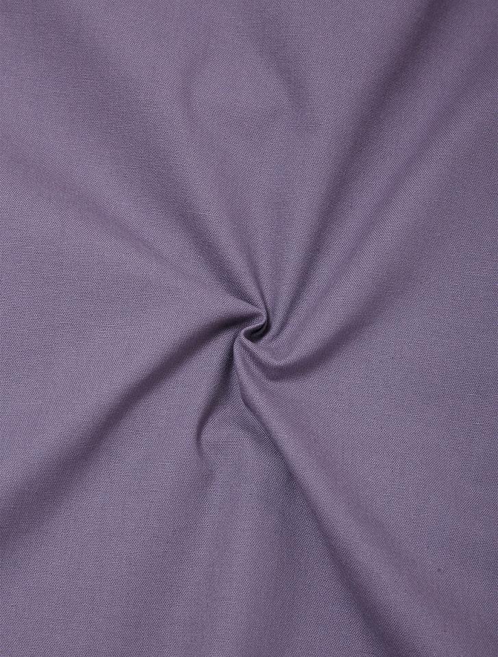 裾フリンジ麻混タイトスカート