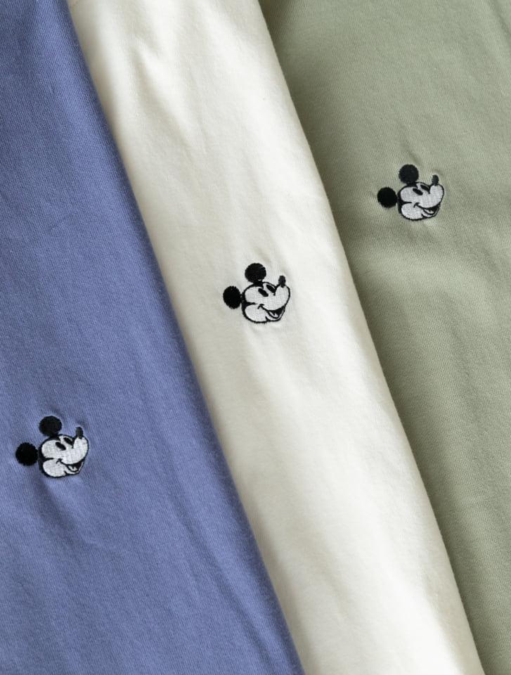 【Disney】ミッキー/ルームウェアセットアップ