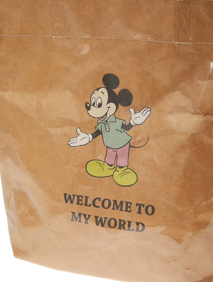 【Disney】クラフトPVCトートバッグ