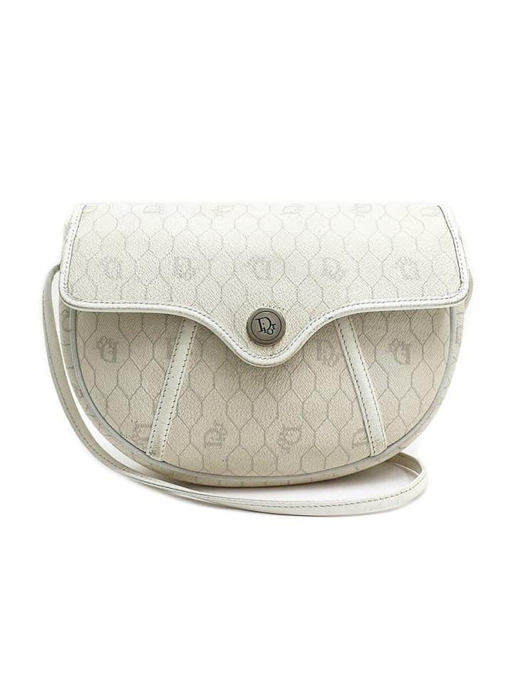 【Dior】ロゴ金具トロッターショルダーバッグ