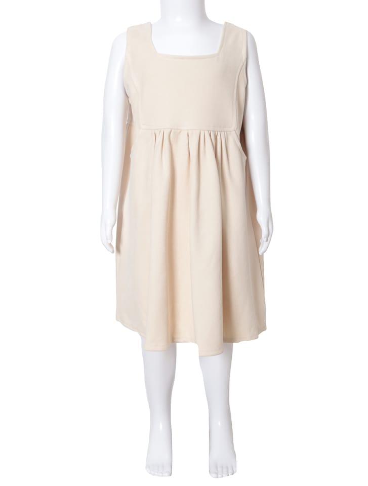 【KIDS】スクエアネックサロペットスカート