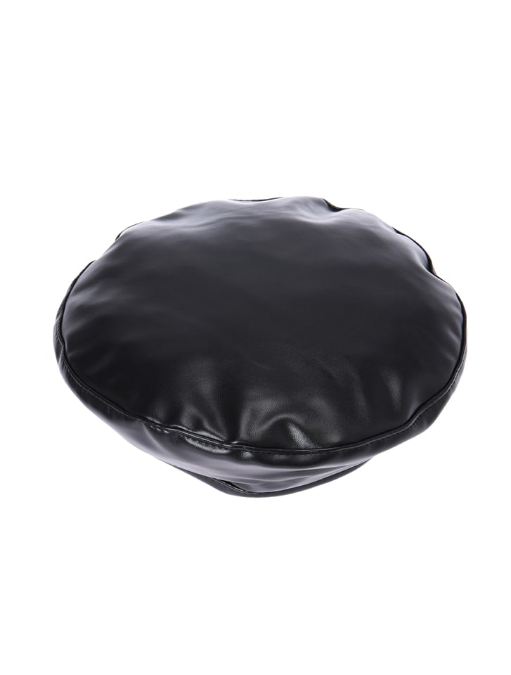 【KIDS】エコレザーベレー帽