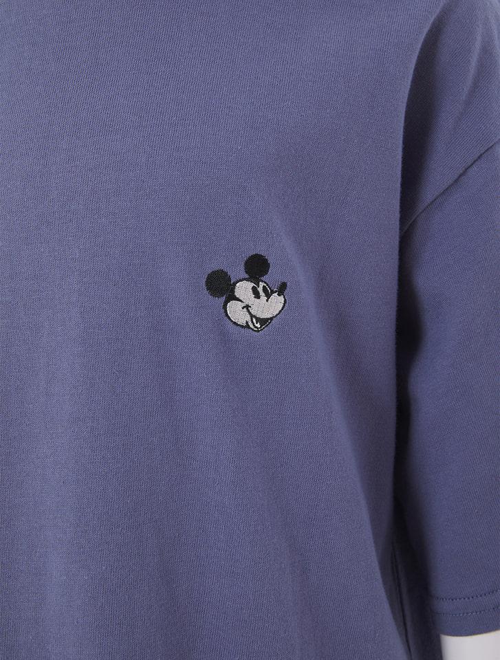 【KIDS】【Disney】ミッキー/ルームウェアセットアップ