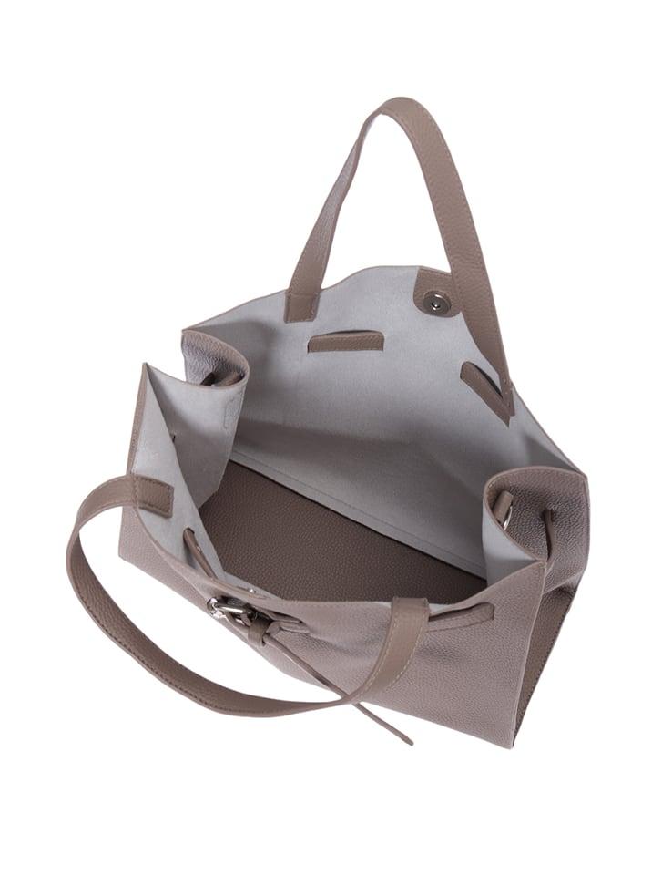 ベルトデザインハンドバッグ(ラージ)
