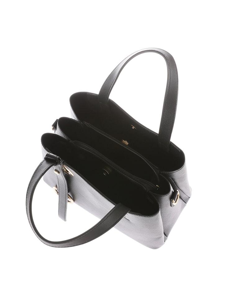 サークルモチーフハンドバッグ