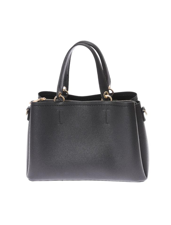 【High-Line】2ポケットシンプルハンドバッグ