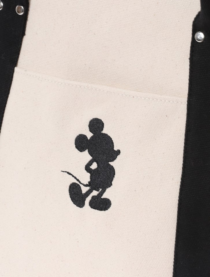 Mickey Mouseシルエットトート