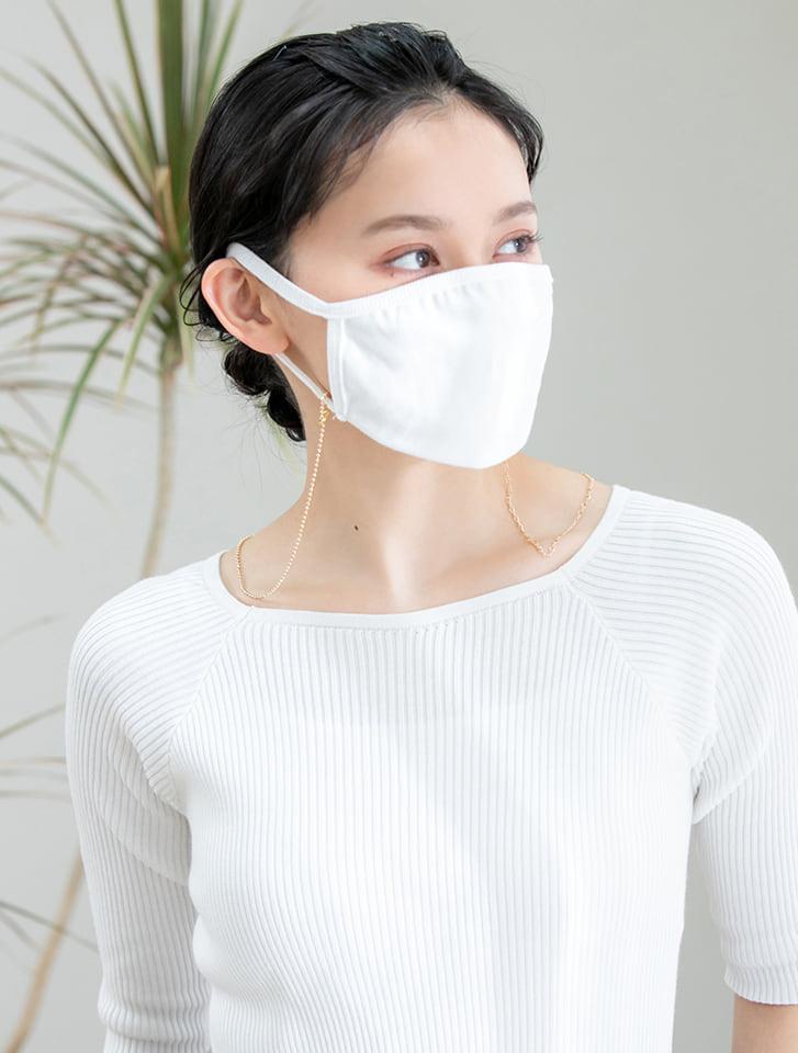 【抗菌防臭/cotton100%】ウォッシャブルマスク