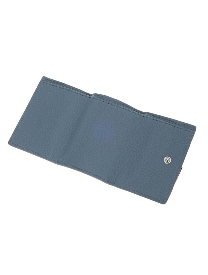 三つ折りレターデザインミニ財布
