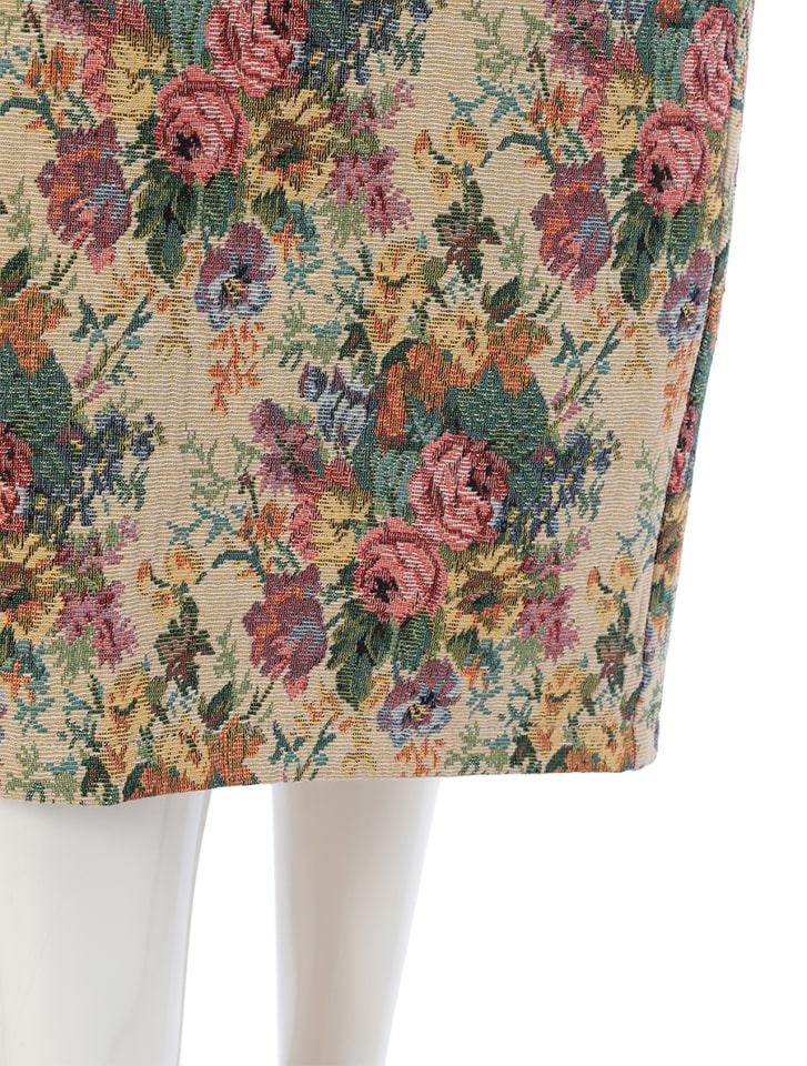 ゴブランタイトスカート